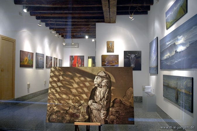 Gallery Holly Snapp, Manfred W. Juergens, Venice